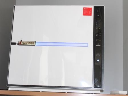 Avifood® Luftreinigungsgerät Air Cleaner, mit 5-fach Filter und Fernbedienung