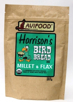 Harrison's Bird Bread Mix Millet and Flax, 0,257 kg