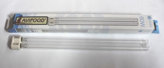 Replacement UV-C lamp for Avifood® UV Air Disinfector