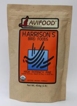 Zuchtfutter fein (High Potency Fine), 0,45 kg
