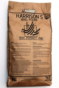 Zuchtfutter fein (High Potency Fine), 11,34 kg
