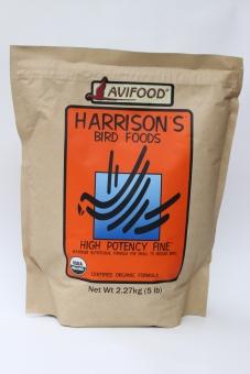 Zuchtfutter fein (High Potency Fine), 2,27 kg