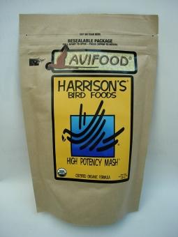 Zuchtfutter extra fein (High Potency Mash), 0,45 kg