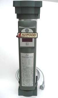 Avifood® Luftreinigungsgerät Air Disinfector, mit UV- Lampe und HAF Filter