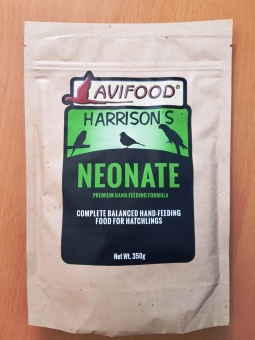 Handaufzuchtfutter Neonate Formula, 0,35 kg