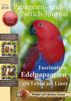 Papageien- und Sittich-Journal