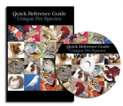 "CD ""Quick Reference Guide"", englischsprachig"