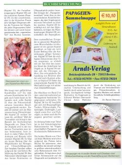Buch Clinical Avian Medicine Teil I Und II