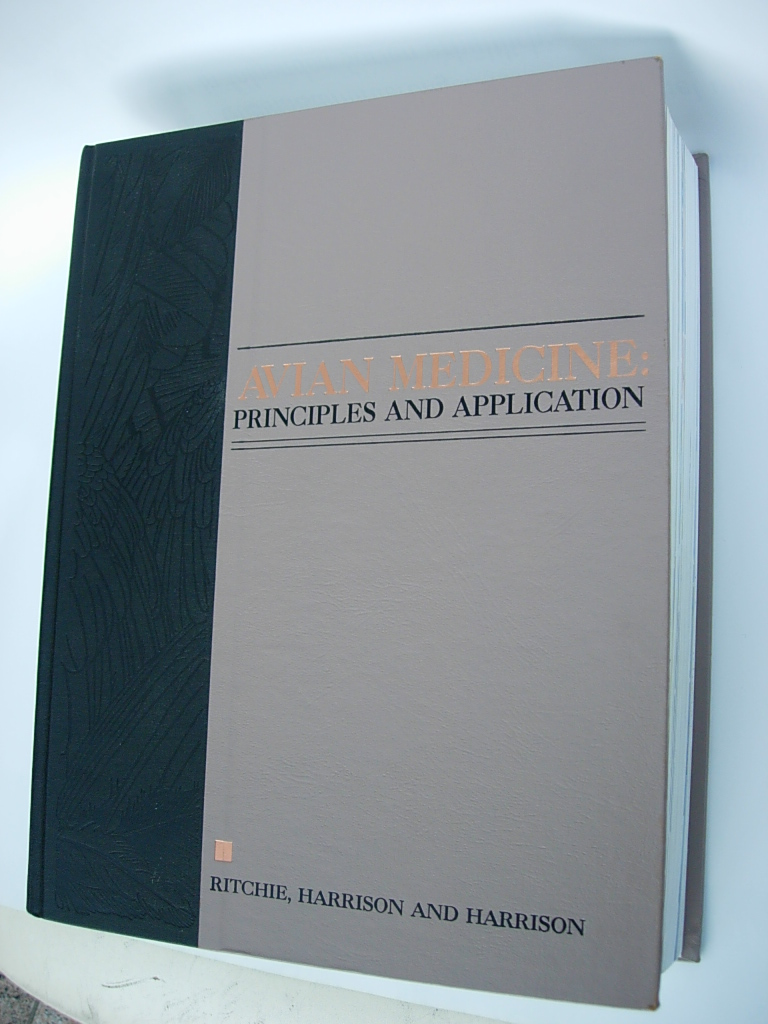 Avian Medicine Book
